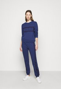 CECILIE copenhagen - MANILA - Sweatshirt - twilight blue - 1