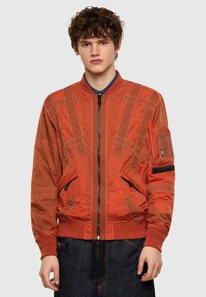 Bomber Jacket - orange