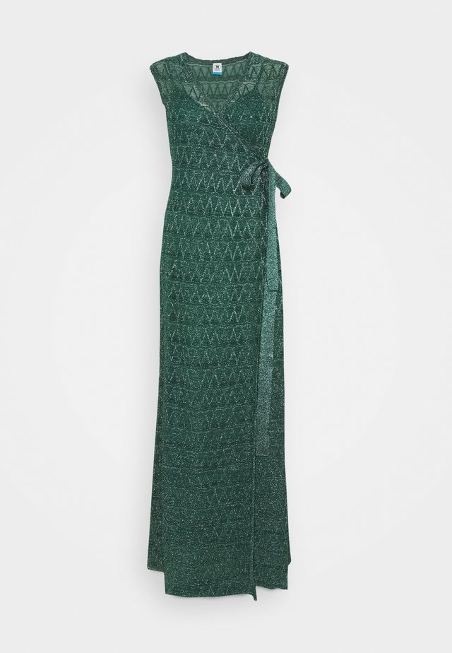 SLEEVELESS LONGDRESS - Abito da sera - forest green