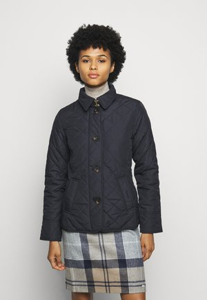 FORTH QUILT - Light jacket - dark navy
