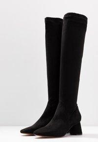 MAX&Co. - ANGELA - Høje støvler/ Støvler - black - 4