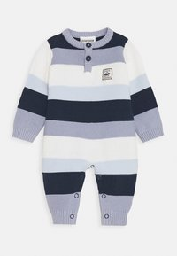 Jacky Baby - SPACE JOURNEY - Combinaison - blue/white - 0