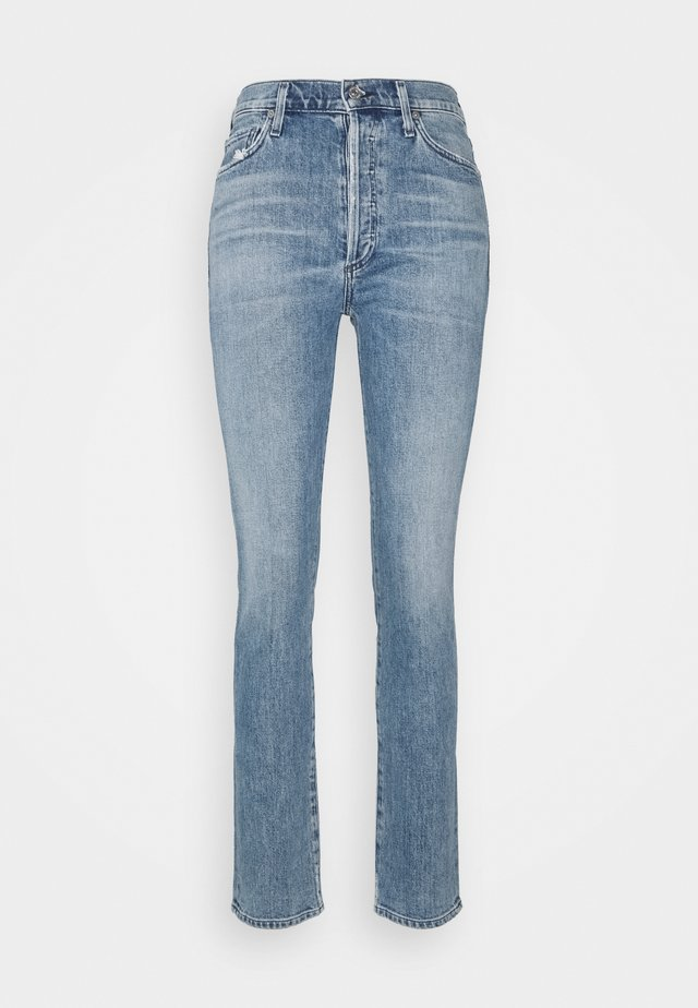 OLIVIA - Jeans Slim Fit - light blue