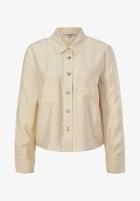 comma casual identity - Button-down blouse - off-white - 4