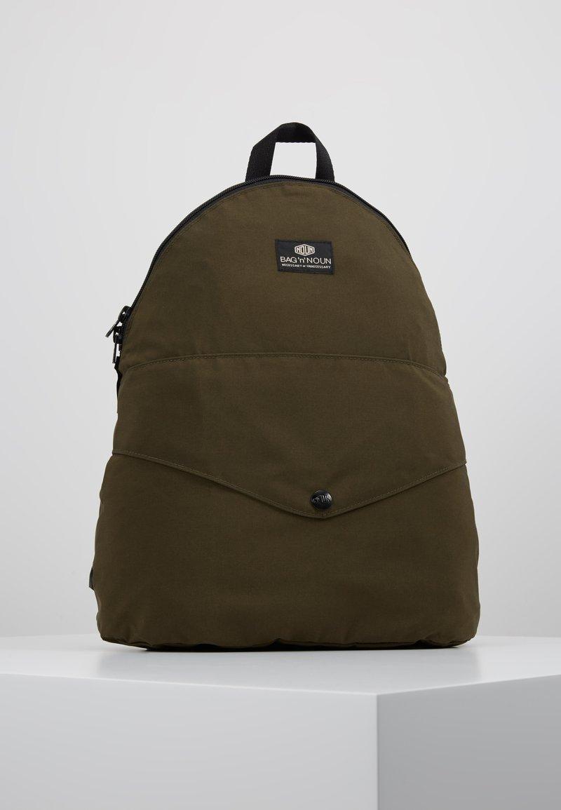 Bag N Noun - CANADA FLAP SAC - Rucksack - olive