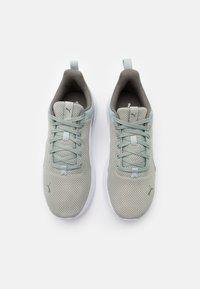 Puma - ANZARUN LITE - Scarpe running neutre - aqua gray/white/ultra gray - 3