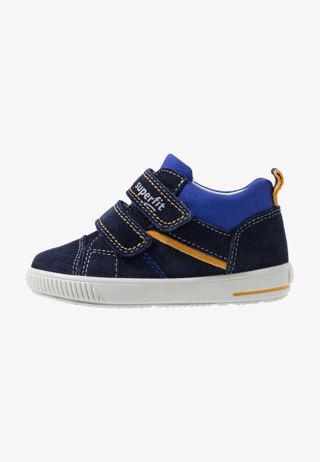 MOPPY - Sneakersy niskie - blau