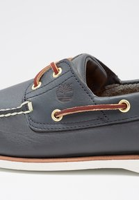 Timberland - CLASSIC - Boat shoes - blue - 9