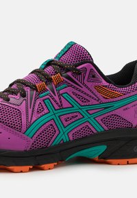 ASICS - GEL-VENTURE 8 - Trail running shoes - digital grape/baltic jewel - 5