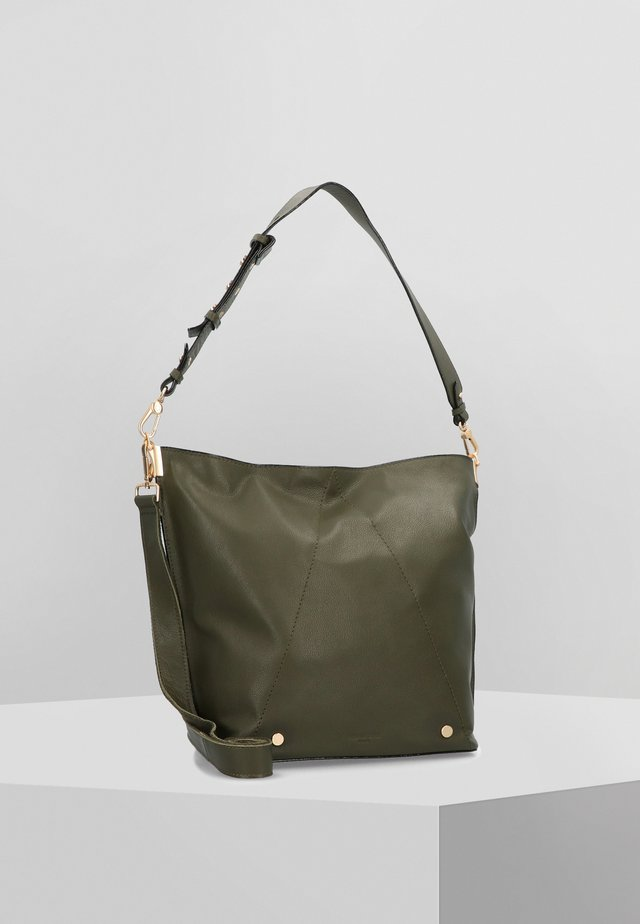 WALKOVER - Handbag - khaki