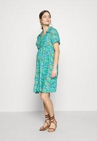 Slacks & Co. - MARA - Day dress - brush green - 1