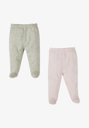TWO PACK - Tracksuit bottoms - pink