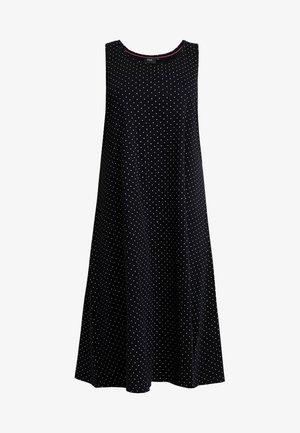 VMINA DRESS - Robe en jersey - black