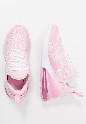 AIR MAX 270 - Sneakersy niskie - pink foam/white/pink rise