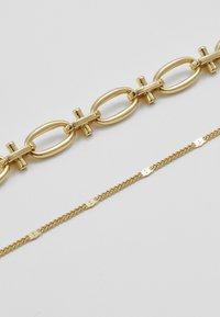 Pilgrim - BRACELET EXCLUSIVE WISDOM 2 PACK - Bracelet - gold-coloured - 3