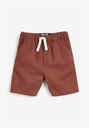 SLOUCHY PULL ON - Shorts - brown