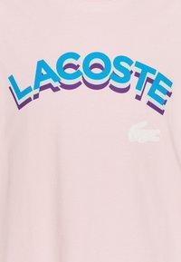 Lacoste LIVE - UNISEX - T-shirt imprimé - nidus - 2