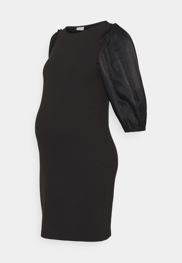MLLEONIE DRESS - Denní šaty - black