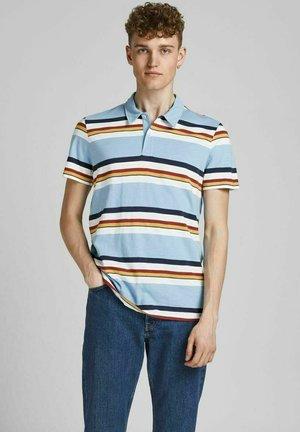 Polo shirt - dusk blue
