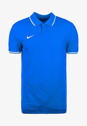 Sportshirt - royal blue/white