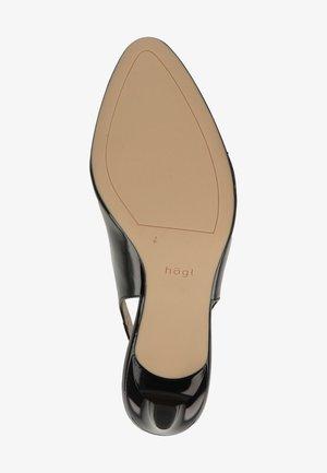HÖGL PUMPS - Classic heels - schwarz  01000