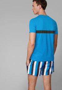 BOSS - RN - T-shirts print - blue - 1