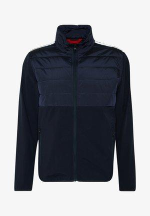 MAN JACKET - Vodotěsná bunda - dark blue