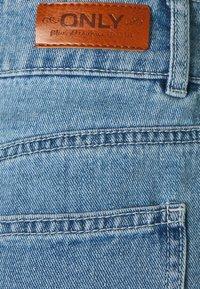 ONLY Petite - ONLDEBBIE LIFE - Shorts di jeans - light medium blue denim - 2