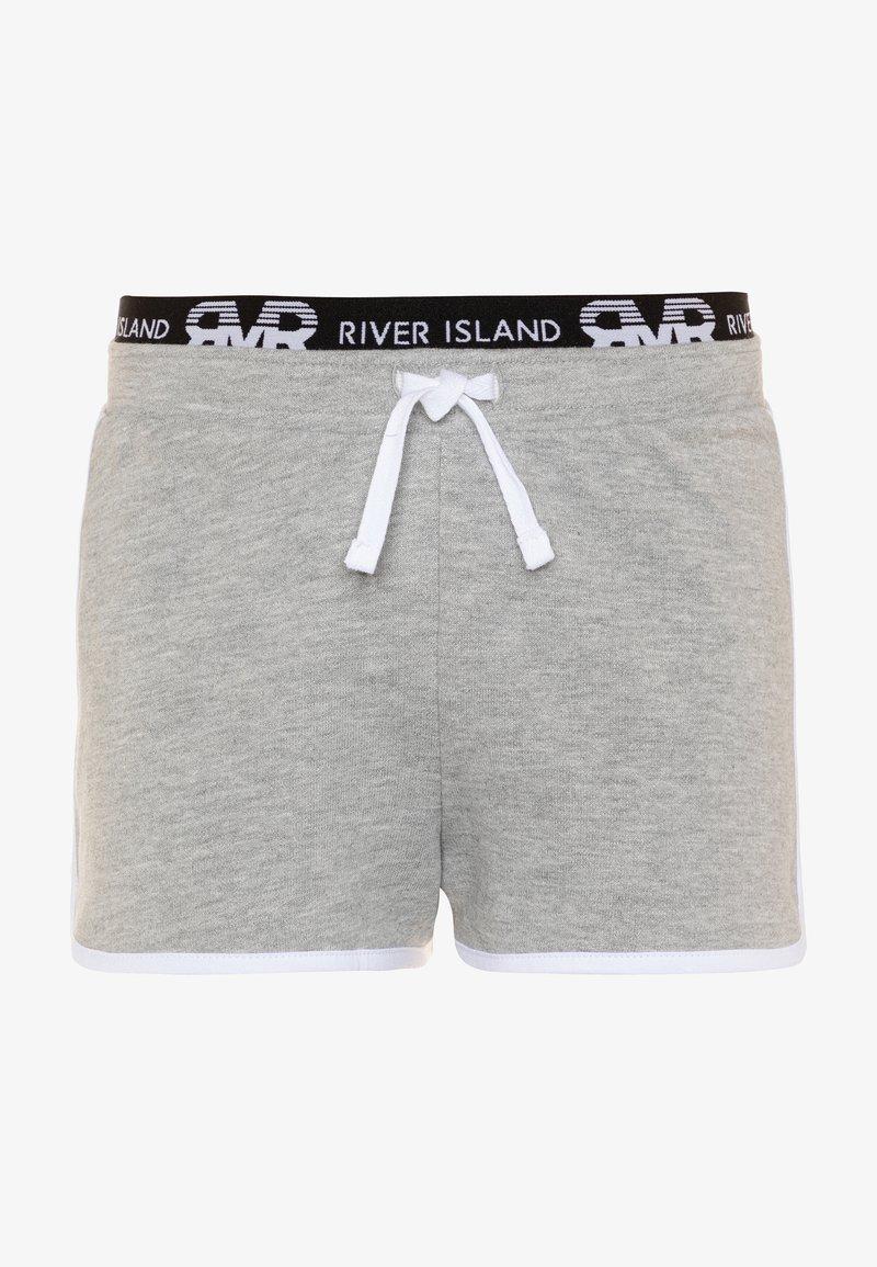 River Island - Pantaloni sportivi - grey