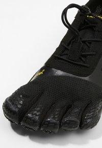 Vibram Fivefingers - KSO EVO - Minimalist running shoes - black - 5