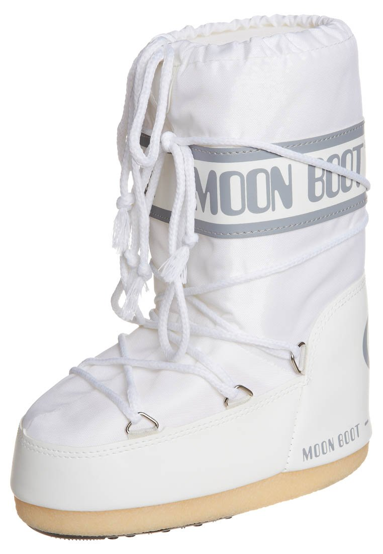 Moon Boot - NYLON - Winter boots - bianco