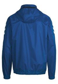 Hummel - CORE - Soft shell jacket - true blue - 1