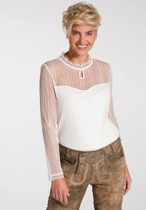 """""""PELLY"""" - Blouse - offwhite"""