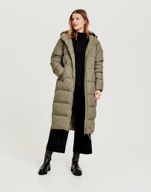 HUBINA - Winter coat - soft moss