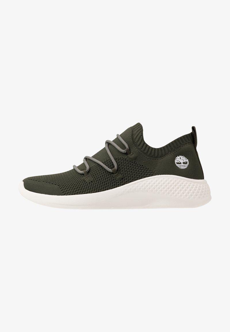 Timberland - FLYROAM GO - Sneaker low - dark green