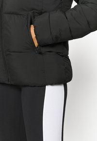 Champion - HOODED JACKET LEGACY - Treningsjakke - black - 4