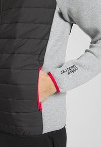 Jack & Jones - JCOTOBY  - Light jacket - light grey melange - 5