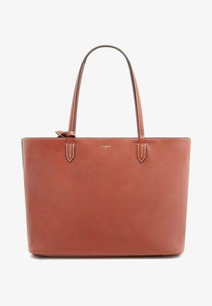 GRAND LOUISE  - Shopper - acajou