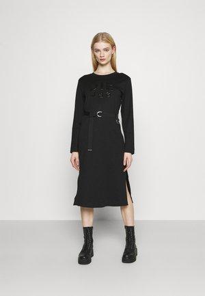 D-FONTY - Vestido ligero - black