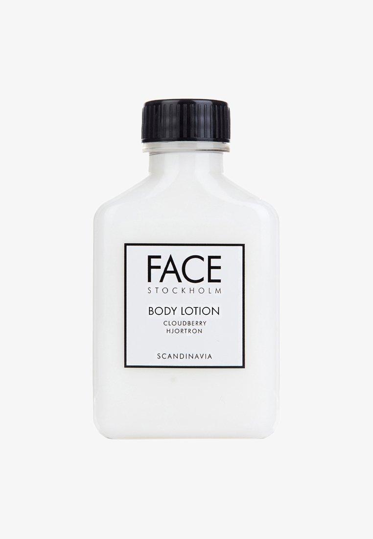 FACE STOCKHOLM - SCANDINAVIA BODY LOTION TRAVEL - Moisturiser - scandinavia body lotion travel