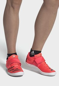 adidas Performance - ADIZERO DISCUS / HAMMER SHOES - Stabilty running shoes - pink - 0