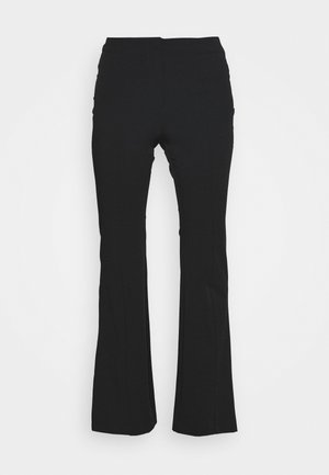 VIOLET TROUSERS - Trousers - black dark