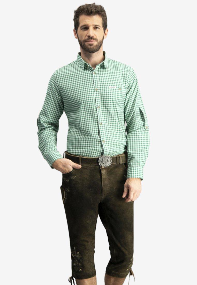Stockerpoint - CAMPOS3 - Shirt - dark green