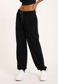 Pimkie - MOLTON - Pantalon de survêtement - schwarz - 0