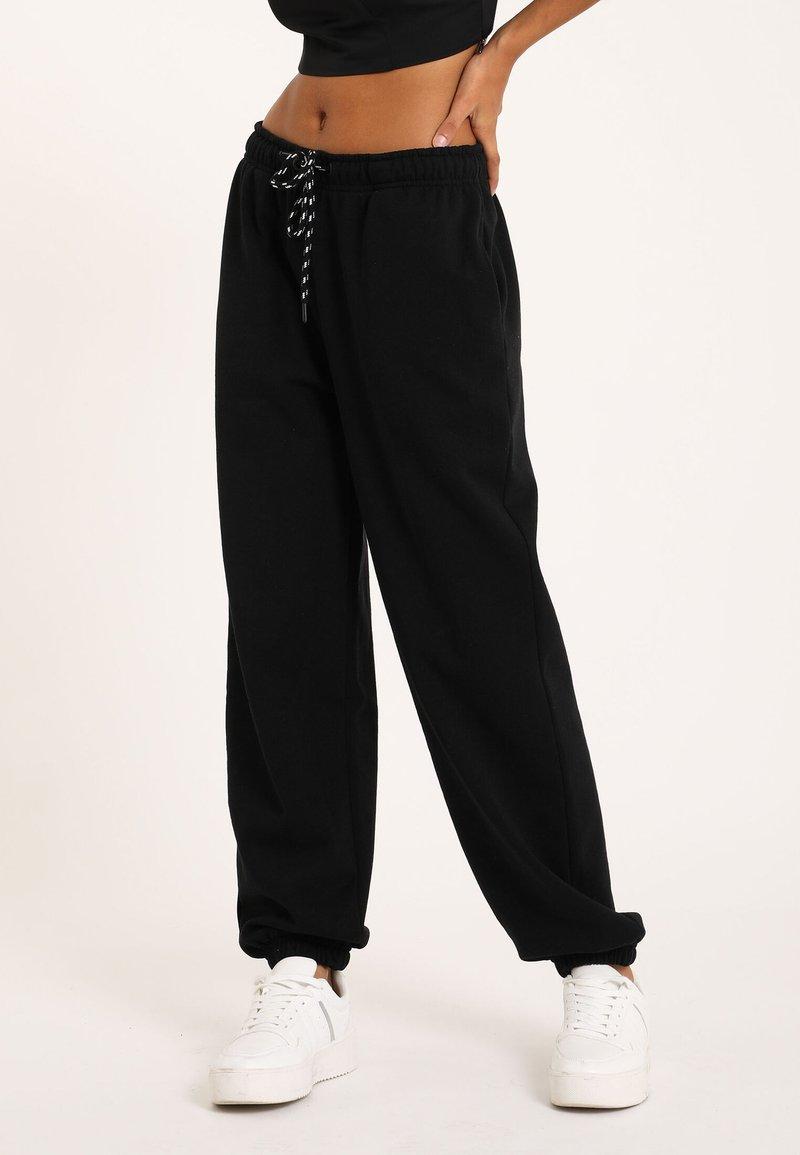 Pimkie - MOLTON - Pantalon de survêtement - schwarz
