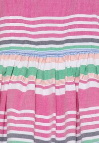 Polo Ralph Lauren - OXFORD STRIPE DRESSES - Day dress - pink multi - 2