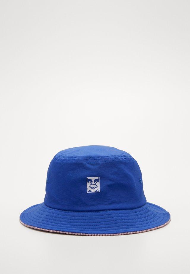 ICON REVERSIBLE BUCKET HAT - Chapeau - blue