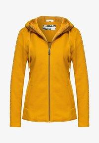 Street One - Zip-up sweatshirt - gelb - 3