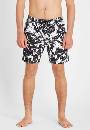 EARTHLY DELIGHT TRUNK 17 - Swimming shorts - white