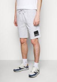 Polo Ralph Lauren - TECH - Spodnie treningowe - smoke heather - 0